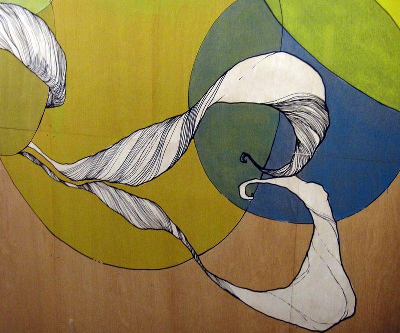 Bboyd )( mural detail