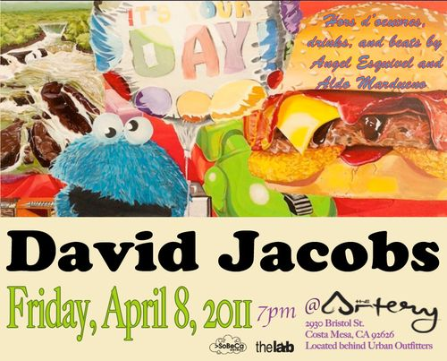 David Jacobs show