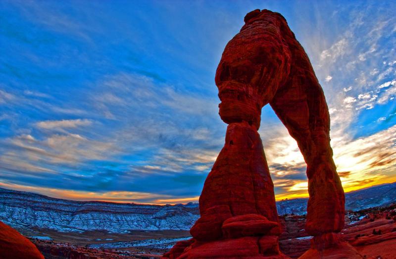 Delicate Arch Utah, George Kaczmarek