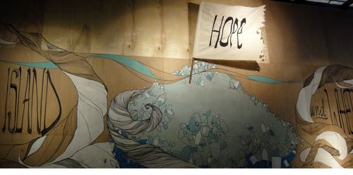 Brandon boyd and the spectacle oc art blog for Brandon boyd mural
