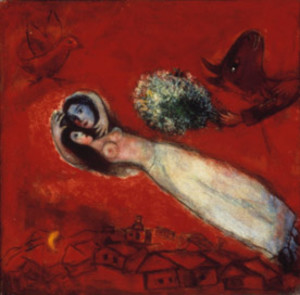 Amour amour Chagall_2