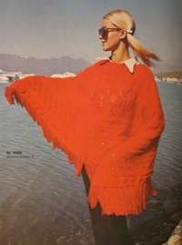 Orange_knit_poncho